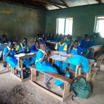 The Water Project: Lugango Primary School -  Students In Class
