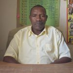 The Water Project: Kithumba Primary School -  Headteacher Titus Mutinda