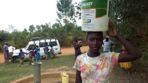 The Water Project:  Nancy Antony