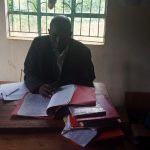 The Water Project: Shina Primary School -  Headteacher