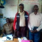 The Water Project: Jidereri Primary School -  Headteacher And Senior Teachers