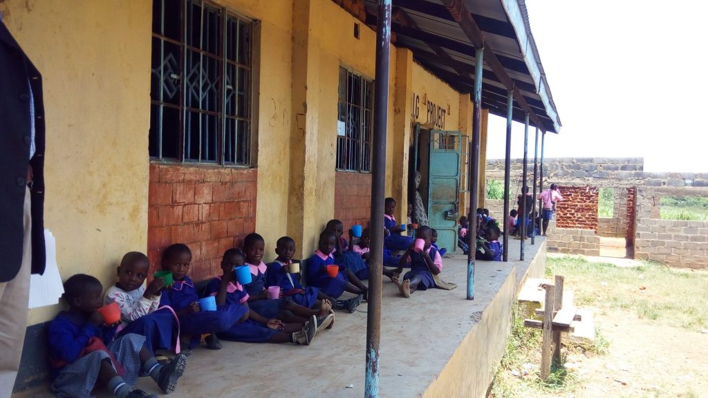 The Water Project : 4-kenya18054-classrooms