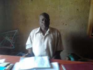 The Water Project:  Mr Lihanda Asega