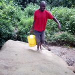 The Water Project: Muraka Community A -  Carrying Water