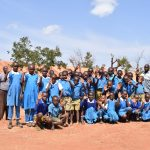 The Water Project: Katalwa Primary School -  Students And Their Teachers