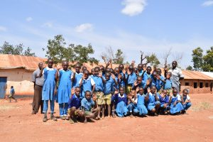 The Water Project:  Students And Their Teachers