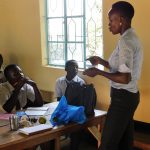 The Water Project: Eshisiru Secondary School -  Training