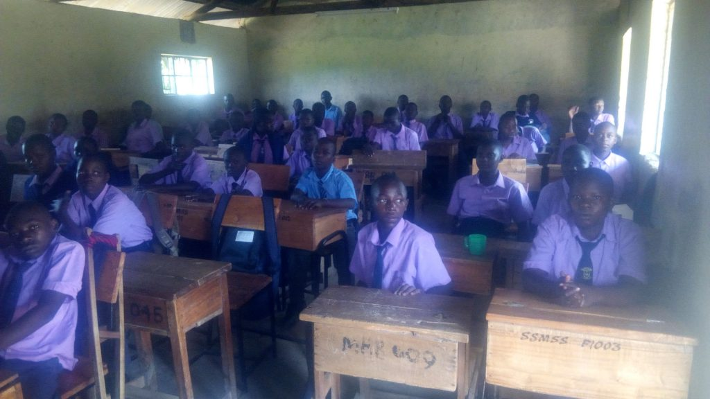 The Water Project : 5-kenya18029-students-in-class