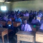The Water Project: St. Stephen Maraba Secondary School -  Students In Class