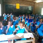 The Water Project: Eshiamboko Primary School -  Students In Class