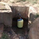 The Water Project: Essaba Secondary School -  Mulwanda Spring