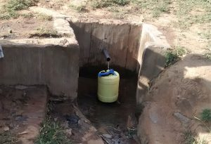 The Water Project:  Mulwanda Spring