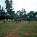 The Water Project: Lugango Primary School -  Playing