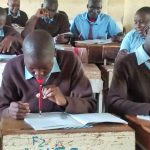 The Water Project: Lihanda Secondary School -  Students In Class