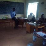 The Water Project: Shitoli Secondary School -  Inside Office