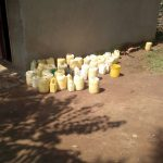 The Water Project: Jidereri Primary School -  Water Containers