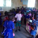 The Water Project: Makuchi Primary School -  Students In Class