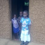 The Water Project: Mwituwa Community, Nanjira Spring -  Community Children