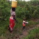The Water Project: Chebwayi B Community, Wambutsi Spring -  Lorna Wambutsi