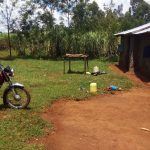 The Water Project: Mbande Community -  Household