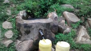 The Water Project:  Odera Spring
