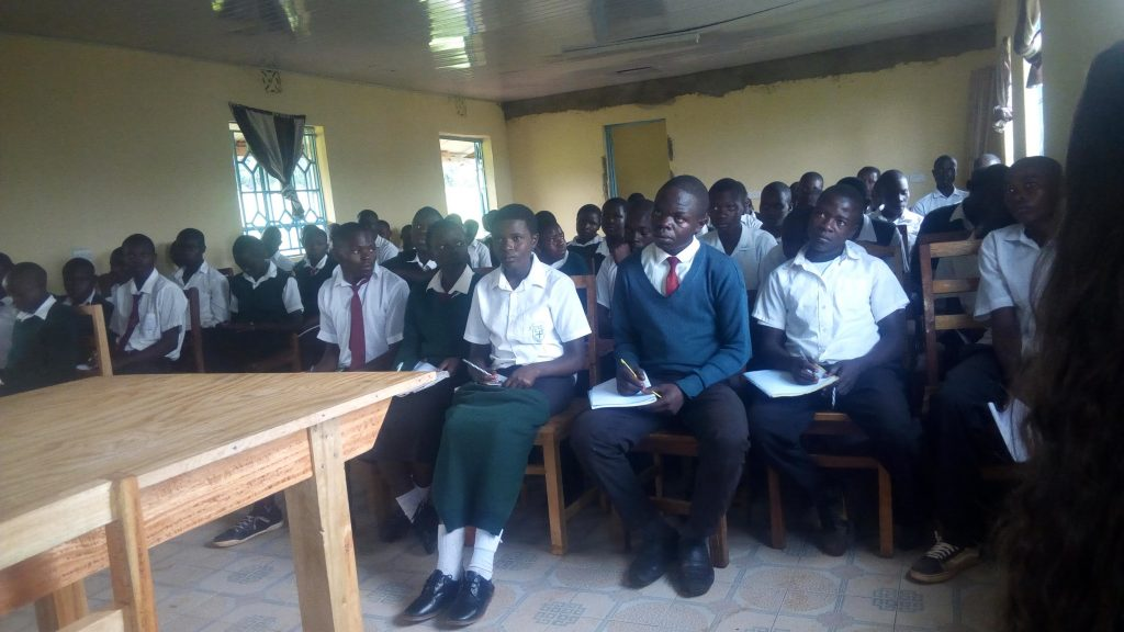 The Water Project : 7-kenya18026-students