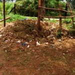 The Water Project: Injira Secondary School -  Garbage Site