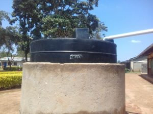 The Water Project:  A Liter Tank