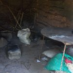 The Water Project: Chebwayi B Community, Wambutsi Spring -  Inside A Kitchen
