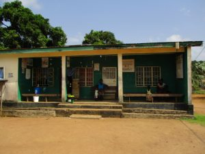 The Water Project:  Health Clinic