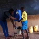 The Water Project: Munyanda Primary School -  Hand Washing Training