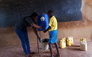 The Water Project:  Hand Washing Training