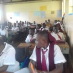 The Water Project: Joyland Special Secondary School -  Students In Class