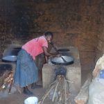 The Water Project: Isulu Primary School -  School Kitchen