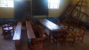 The Water Project:  Inside A Classroom