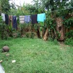 The Water Project: Muyundi Community, Baraza Spring -  Clothesline
