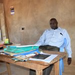 The Water Project: Nzalae Primary School -  Headteacher David Musyimi