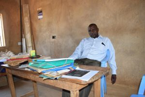 The Water Project:  Headteacher David Musyimi