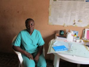 The Water Project:  Nurse Kamara