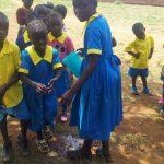 The Water Project: Munyanda Primary School -  Hand Washing Training