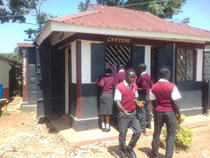 The Water Project:  School Canteen