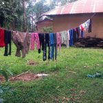 The Water Project: Jivovoli Community -  Clothesline