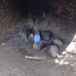 The Water Project: Ingavira Community, Laban Mwanzo Spring -  Kitchen
