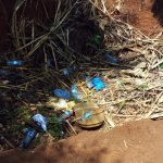 The Water Project: Mbande Community, Handa Spring -  Garbage Site