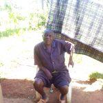 The Water Project: Lwangele Community -  Mr Machayo