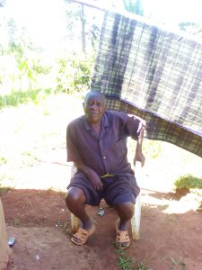 The Water Project:  Mr Machayo
