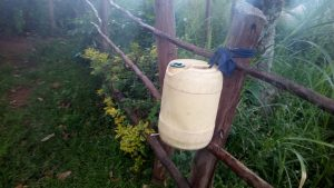 The Water Project:  Hand Washing Container