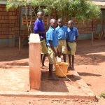 The Water Project: Katalwa Primary School -  Seasonal Pipeline