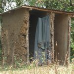The Water Project: Kitali Community -  Latrines