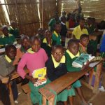 The Water Project: Gemeni Salvation Primary School -  Class Time
